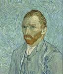 Zelfportret, Stillevens en Vincent van Gogh