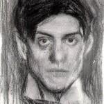 het leven van picasso en kunst, afb.zelfportret