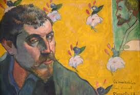 Paul Gauguin, zelfportret