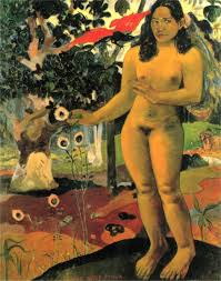 Tehura-eva-Gauguin Gauguin naar Tahiti
