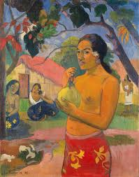 Tehura-Paul Gauguin
