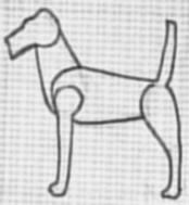 dier tekenen