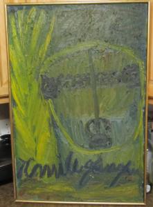 emile gauguin's werkstuk
