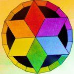 Leren tekenen en kleuren