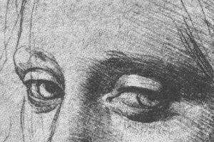 hoe tekken je een oog als een engel